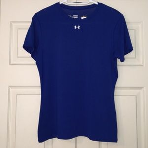 Under Armour women's cut short sleeve